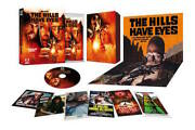 The Hills Have Eyes Limited Edition Blu-ray Wes Craven Arrow Video Brand New