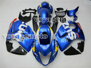 Blue Complete Fairing Injection Fit For 2008-2018 Suzuki Gsxr 1300r Abs A17