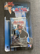 Bleach Soul Society 1st Edition Blister Booster Pack X 12 New Tcg Ccg Box