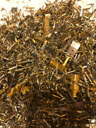 1 Pound Gold Plated Pins Connectors Fingers From Computers Laptops Phones And More