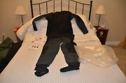 Mustang Msd 575 Tactical Operations Dry Suit Drysuit Navy Seal Swcc Riverine New