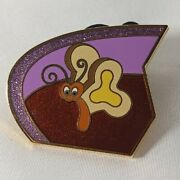 Alice In Wonderland 65th Puzzle Mystery Disney Pin Limited Bread Butterfly Lr