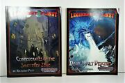 Legendary Planet Book Bundle Dead Vault And Confederates Of The Shattered Zone