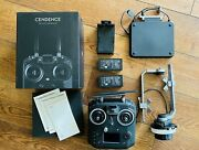 Dji Cendence Remote Controller With Focus Handwheel 2 And Patch Antenna