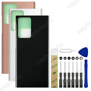 For Samsung Galaxy Note20 Ultra 5g Sm-n986u1 Back Cover Battery Door Replacement