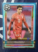 Jamal Musiala Rc 2020-21 Museum Collection Sapphire Rookie /75 Champions Bayern