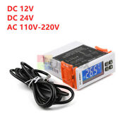 Digital Temperature Controller Stc-8080a+ Refrigerator Thermostat For W2f9