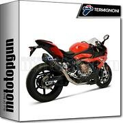 Termignoni Full System Exhaust Relevance Carbon Racing Bmw Hp4 2010 10 2011 11