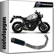 Termignoni Full System Exhaust Relevance Carbon Racing Yamaha Xsr 900 2014 14