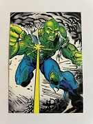 The Savage Dragon 1992 Comic Images Trading Cards - Complete Your Set