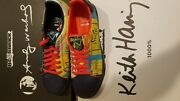 Basquiat Reebok Sneakers 2011 Original Affili'art Impossible To Find New Haring