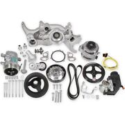 Holley 20-185 Ls Mid-mount Complete Accessory Drive Kit