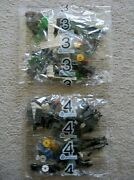 Lego Ninjago - Rare - 9450 Epic Dragon Battle - Bags 3 And 4 New And Sealed