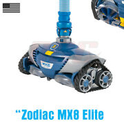 Zodiac Mx8 Elite In Ground Suction Side Automatic Swimming Pool Cleaner