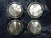 1975 -1979 Ford Torino Ranchero Ltd Ii Mavrick Dog Dish Hub Caps Set