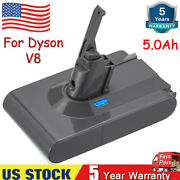 V8 21.6v 5.0ah Battery For Dyson Animal Absolute Fluffy Handheld Vacuum Cleaners
