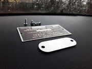 Dodge Trucks Data Plate Id Tag Set 1920s 1930s 1940s Authentic Look, Old Style