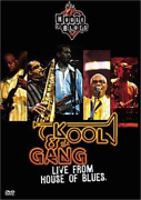 Kool And The Gang-live From House Of Blues Uk Import Dvd [region 2] New