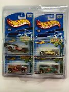 Hot Wheels Cold Blooded Series