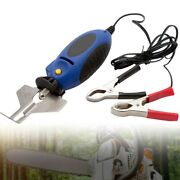 Chainsaw Chain Sharpener 12v Volt Electric Filing Sharpener 5/32 3/16 7/32 Uk