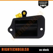 Outside Cab 3rd Door Handle Rear Left Driver Side For 96-03 Chevy S10 Gmc Sonoma