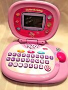 Leapfrog My Own Leap Top Educational Activity Toy Learning Teaching Laptop