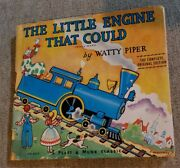 The Little Engine That Could Complete Edition Watty Piper 1961 Hcdj