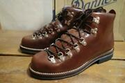 Rare Item Unused Danner Cordovan Horse Leather Trekking Boots Brown From Japan