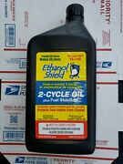 Ethanol Shield 2 Cycle 501 Oil. Makes 12 Gallons. Hard To Find 32 Oz Bottles.