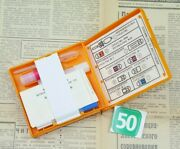 Soviet Russian Nuclear Attack Civil Defense First Aid Kit Ai-2 Nice Z50