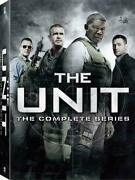 The Unit Complete Series Dvd Box Set - Includes All Seasons 1 2 3 4 - New