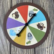 The Sneaky Snacky Squirrel Game Spinner Replacement Piece Part