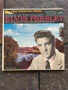 Elvis Presley Peace In The Valley Gold Standard 45 Ep 5121 Item 5548-100