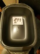 Tupperware Brand New Ultra Pro Roaster W/ Cover And Carrier - Rare Set