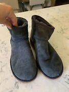 Uggs Boots Women Size 7/navy Blue