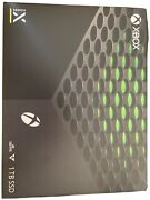 Free And Fast Shipping Microsoft Xbox Series X 1tb Video Game Console - Black