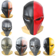 Halloween Cosplay Full Face Mask Dance Party Prom Mask Fancy Dress Party Mask