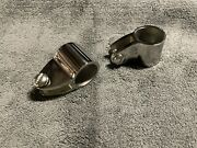Pack Of 2 316 Stainless Bimini 7/8 Jaw Slides Boat Top Marine Fittings Hardware