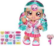 Kindi Kids Fun Time 10 Inch Doll, Dr Cindy Pops With Stethoscope And...