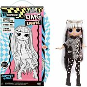 Lol Surprise Omg Lights Groovy Babe Fashion Doll With 15 Surprises...
