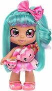 Kindi Kids Fun Time Friends - Pre-school Play Doll, Bella Bow - For Ages 3+...