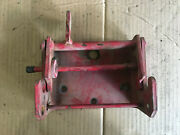 Oem Wheel Horse 416-h Garden Tractor Front Hitch Assembly Latch Toro 101711