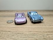 Finn Mcmissile Holley Shiftwell London Palace Chase Disney Pixar Diecast Cars 2