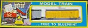 Ahm Minitrains N Scale New Old Stock - 50and039 Stock Cars Mkt And Acl - 4440d-e - Ns04