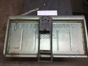 Vintage International Scout 800 Tailgate And Spare Tire Carrier. 1968-1971
