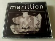 Marillion The Singles Vol 2 And03989-95and039 4cd Set 2013 Brand New Sealed