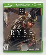 Ryse Son Of Rome Day One Edition - Xbox One - New Sealed