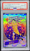 Lonzo Ball 2017-18 Panini Revolution Galactic Showstoppers Rookie Psa 10 Pop 2