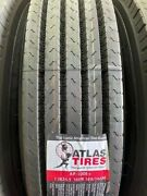 New Atlas Tire Ap-100e+ 11r24.5 Load H 16 Ply Drive Commercial Tires