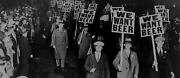 Prohibition We Want Beer Archival Quality Art Print Suitable For Framing